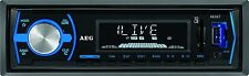 AEG AR 4030 Bluetooth USB SD MP3 AUTORADIO PLL-TUNER RDS AUX-IN Senderspeicher