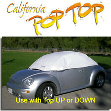 VW Beetle PopTop Sun Shade Interior Cockpit Car Cover