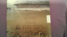 GALLI YLENIA - SCRIVO SOLO IL TUO NOME. PROMO CD SINGOLO 1 TRACK