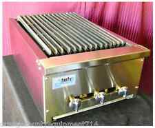 """NEW 18"""" Radiant CharBroiler Gas Grill Commercial Restaurant Stratus #1065 NSF"""