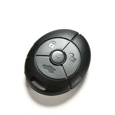 3 Button Remote Key Fob   Shell Rubber Button Pad For MG Rover 25 35 ZT ZR ZS SL