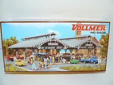 Vollmer Bausatz H0 5608 Markthallen NEU/OVP