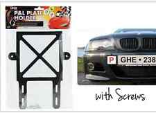 P Plate Holder AND L Plate Holder  (1 Pair)