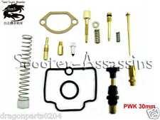 OKO SERVICE KIT for PWK FLATSLIDE CARB CARBURETTOR 30mm