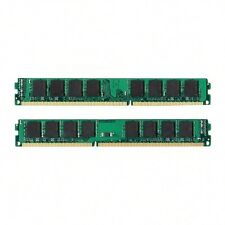NEW! 4GB 2x2GB PC3-10600 1333MHZ DDR3 240pin for HP Compaq Elite 7000 Microtower
