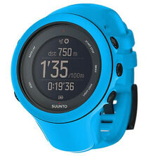 Suunto New Ambit3 Sport Blue GPS Watch - For Run, Cycle & Swim - SS020682000
