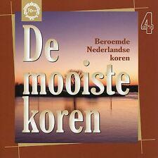 De mooiste koren : Beroemde Nederlandse koren (4 CD)