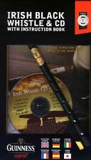 Guinness Irish Black Whistle With CD And Instruction Book (Key of D)5