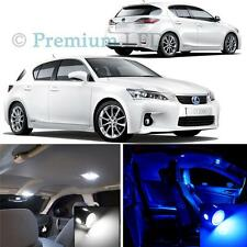 2011 and up Lexus CT200h 6-Light LED Full Interior Lights Package Deal