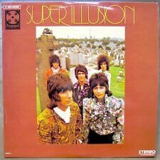 THE ILLUSION Super Illusion PSYCH BEAT FRENCH MINT!!