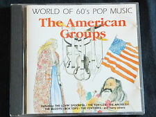 World Of 60s Pop Music - The American Groups