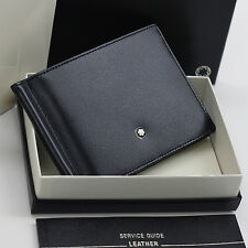 Montblanc Meisterstück 5525 6CC Wallet with Money Clip. FREE SHIPPING*