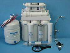STEP 6 REVERSE OSMOSIS DRINK WATER FILTER SYSTEM Osmosis device from the EU