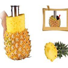 Peeler easy Fruit Parer Apple Cutter PineStainless Steel Pineapple Corer Slicer
