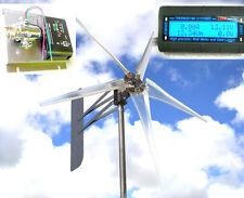 Wind Turbine 5KT Blade GHOST 1000W / 3.75KW 48 volt DC 2-wire W/FREE REG METER