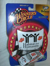 CLOSE OUT#20 TONY STEWART HOME DEPOT HABITAT FOR HUMANITY 2000 WINNERS HOOD 1/64