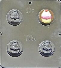 Cupcake Chocolate Oreo Cookie Mold  1656 NEW