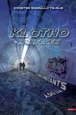 The Omniconstants Trilogy - Klotho Surfaces by Christos Rodoulla Tsiailis...