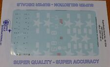 Microscale Decal 1:48 Scale #MS48-1034 / F6F-5 Hellcats, VS-1, VOF-1, VF-11