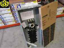 NEW SQUARE D QO342MQ150 PANEL WITH FREE COVER 3 PHASE 150 AMP MAIN BREAKER