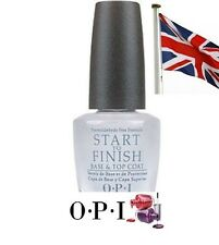 Opi Start To Finish Top Coat y capa base Mini 3.75 Ml Botella