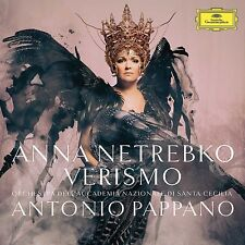 Anna Netrebko-verismo (LIMITED DELUXE EDITION) CD + DVD NEUF puccini/Catalani