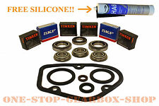 Vw Polo / Lupo / Vento / Caddy 5sp 085 Gearbox Bearing & Sello De Aceite reconstruir Kit (O85)