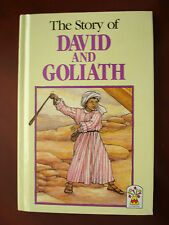 The Story Of DAVID AND GOLIATH -  Retold By Susan Dickinson (Hardback 1988)