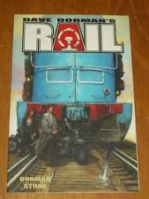 Rail by Dave Dorman Image (Paperback)  9781582402291