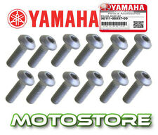 GENUINE FRONT DISC ROTOR MOUNT BOLTS SCREWS SET YAMAHA XJR 1300 SP 1999-2001