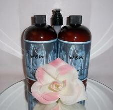 Wen Cleansing Conditioner Shampoo 2 x 16oz = 32oz WINTER VANILLA MINT Chaz Dean
