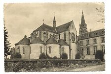 abbaye de la grande trappe , soligny-la-trappe , le chevet de l'église