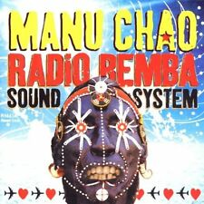 Manu Chao - Radio Bemba Sound System / VIRGIN RECORDS CD 2002