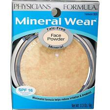 Physician's Formula Mineral Wear Talc-Free Face Powder SPF16, TRANSLUCENT PF19