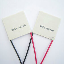 1Pcs New TEC1-12710 100W TEC Thermoelectric Cooler Peltier Module CPU 40mm