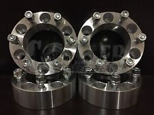 "4 Toyota 2.0"" Wheel Spacers Adapters fits all 6 lug pickups WS 6X5.5 2"""
