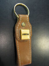 Key ring / sleutelhanger Fiat (leather big)
