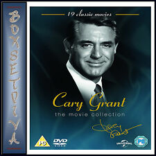 CARY GRANT - THE MOVIE COLLECTION - 19 CLASSIC MOVIES **BRAND NEW DVD BOXSET ***