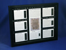 Early Microprocessors - Intel 4004, MOS 6502, 6800, Z80, TMS1000, RCA 1802, 2901