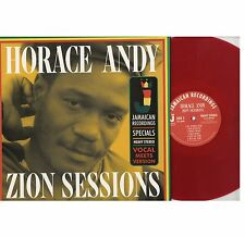 Horace Andy – Zion Sessions NEW LTD RED VINYL LP