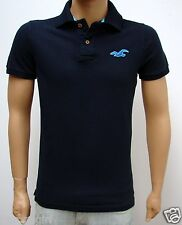 NEW HOLLISTER'S  PIQUE MEN'S POLO 100% AUTHENTIC OR YOUR MONEY BACK: MEDIUM
