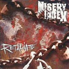 Misery Index - Retaliate (Nuclear Blast) CD NEW Sealed Metal
