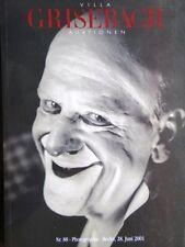 Catalogue de vente Grisebach photographie moderne Photo 88 Clown Grock