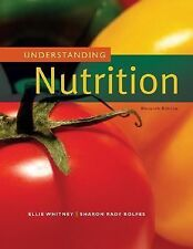 Understanding Nutrition 11th Edition by Ellie Whitney & Sharon.. (2008 Harcover)