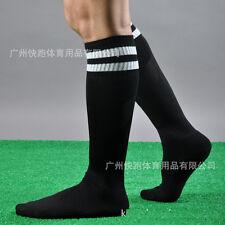 Men's Sport Football Baseball Soccer Striped Socks Over Knee High Sock Hockey