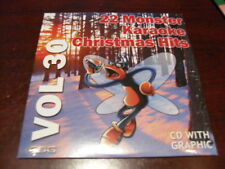 SUNFLY HITS KARAOKE DISC SF030 VOL 30  CHRISTMAS HITS CD+G 22 TRACKS