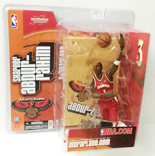 MCFARLANE NBA SERIES 5 SHAREEF ABDUR-RAHIM ATLANTA HAWKS FIGURE ~BRAND NEW~