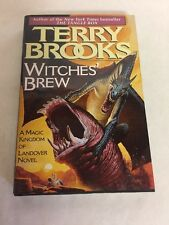Witches' Brew (Magic Kingdom of Landover #5) by Terry Brooks HC DJ