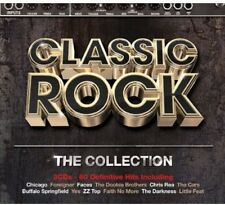 Classic Rock-The Collection (2012, CD NEU)3 DISC SET