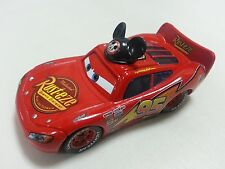 Mattel Disney Pixar Cars No.95 Mickey Flash McQueen Metal Toy Car 1:55 Loose New
